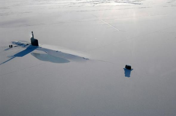 US-ICEX2009-USS ANNAPOLIS