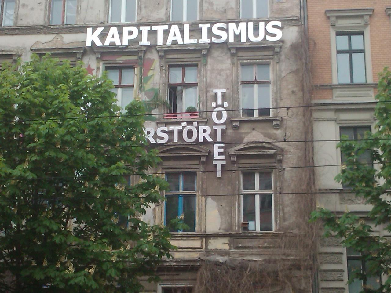 Kapitalismus stört